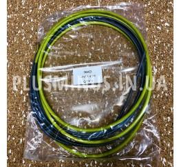 Спираль желтая 4,2м ZS