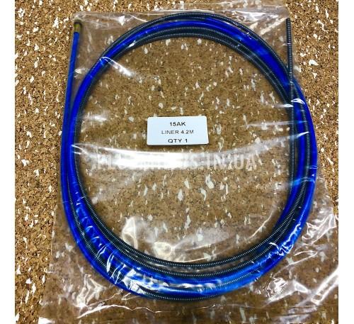 Спіраль синя 4,2м ZS