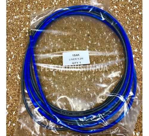 Спіраль синя 5,2м ZS