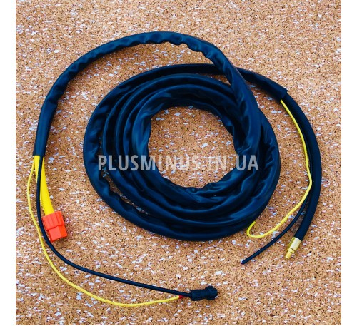 Кабель-пакет к плазмотронам 8м М16х1,5мм