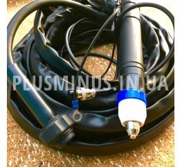 Плазмотрон Р80 ЧПУ BW type з кабель-пакетом 8м М16х1,5мм