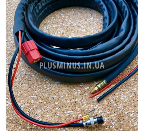 Кабель-пакет до плазмотронів 10м М16х1,5мм