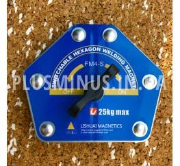 Магнит для сварки с включателем FM4-S