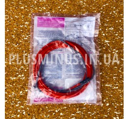 Спіраль подаюча (червона) Binzel  2,0/4,5/540   124.0035