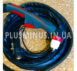 Плазмотрон Р80 (ручний) BW type NEW з кабель-пакетом 5м
