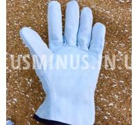 Перчатки кожаные со спилком Pilot (размер 10)