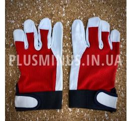 Перчатки Rider кожаные (размер 10)