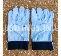 Перчатки Velcro спилковые (размер 10)
