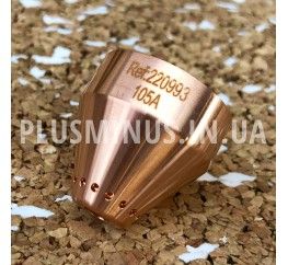 Захист 105А для PMX по коду 220993 Ref