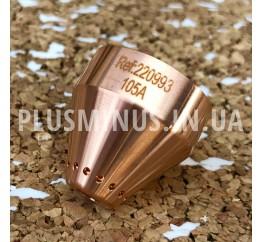 Защита 105А для PMX по коду 220993 Ref